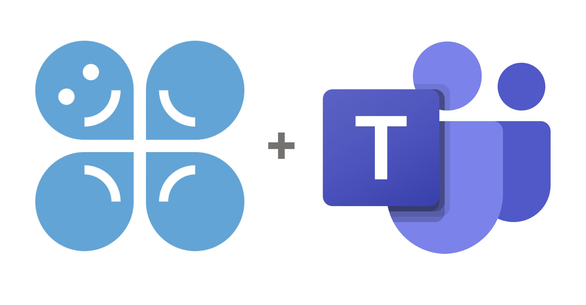 Cloverpop For Microsoft Teams Logos