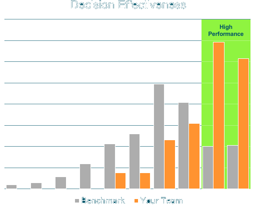 Decision Effectiveness Blue Long Transparent-1