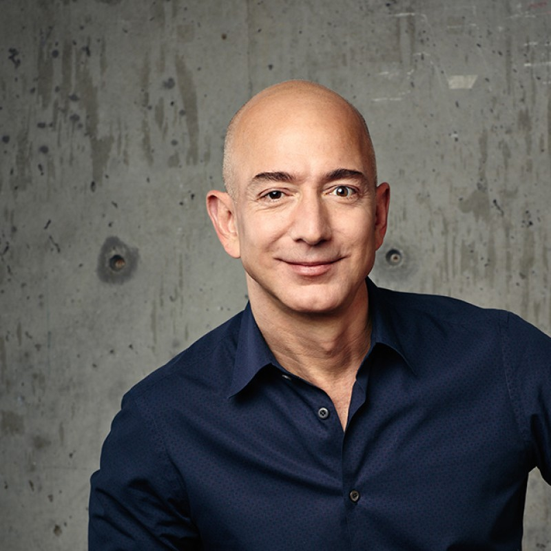 CEO Jeff Bezos blog.aboutamazon.com